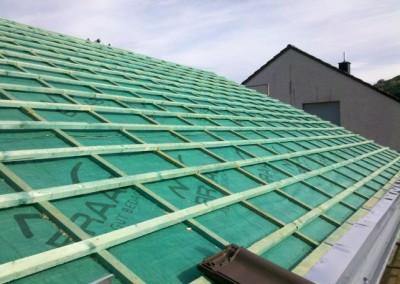 Dacheindeckung-Einlattung (Small)