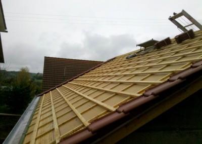Einlatten Dachfläche (Small)