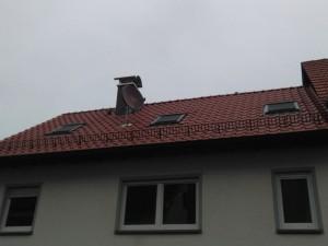 Energetische Dachsanierung Wohnhaus in KL nach KFW