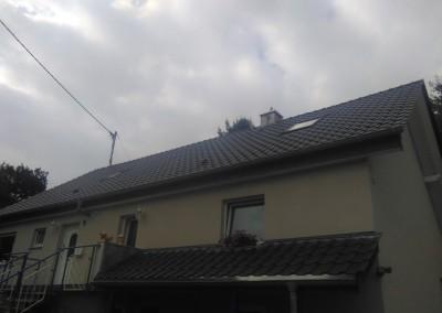 Neueindeckung Dach Wohnhaus Breitesterhof mit Wärmedämmung (1) (Large)