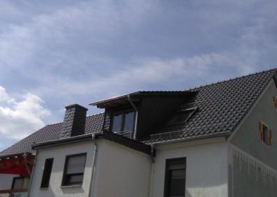 Neueindeckung Dach mit neuem Dachstuhl - Zweifamlienhaus in Baumholder (3) (Large)