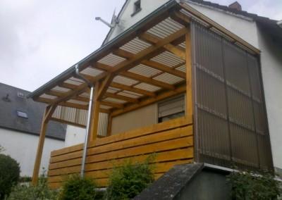 Terrassenüberdachung (Small)